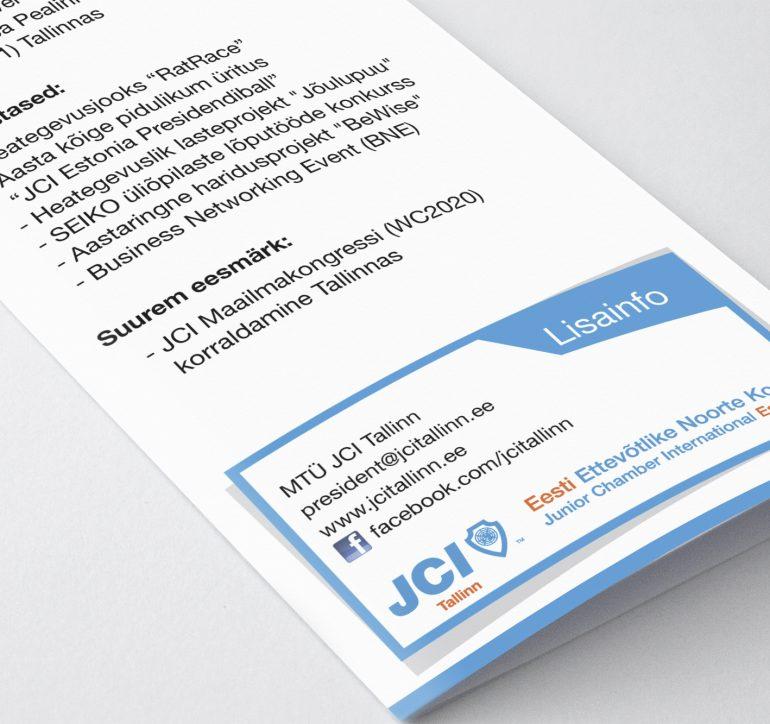 JCI reklaammaterjalid