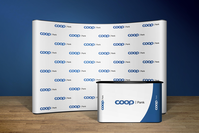 Coop Pank reklaammaterjalid