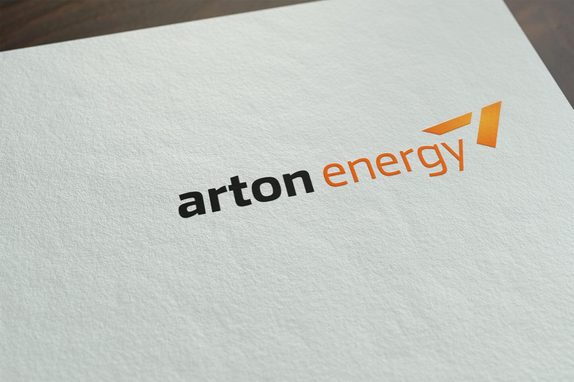 Arton Energy logo
